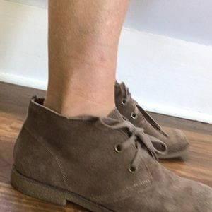 Lucky Brand Shoes - NEW! Lucky Brand 💫 Emilia Desert Booties ⭐️ 7.5